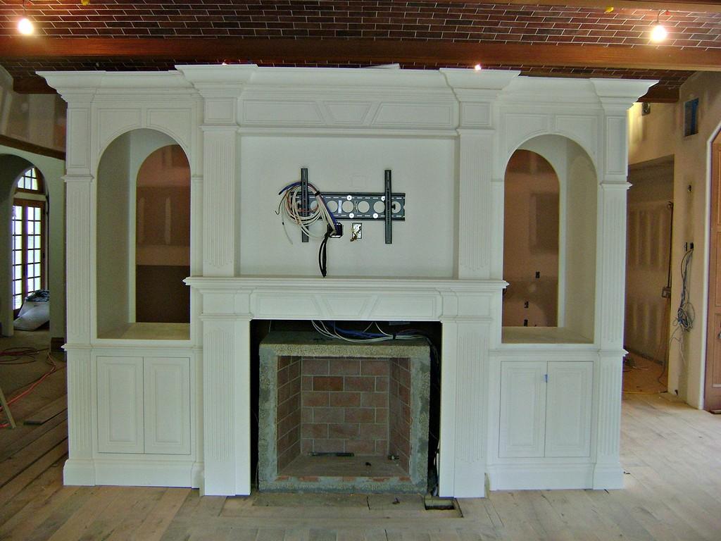 custom builtin tv cabinet custom center westchester county ny