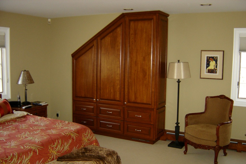 Custom Bedroom Closet Westchester County NY Fairfield County CT. Closets   WoodWell